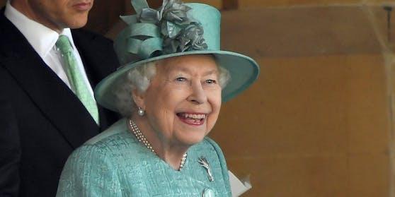 Queen Elizabeth II mag es bodenständig und isst am liebsten Hausmannskost.