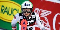 Slalom-Spezialistin hängt Skischuhe an den Nagel