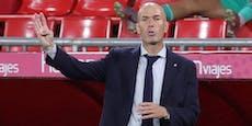 """Zidane rechnet mit Real ab: """"Dinge wurden hässlich"""""""