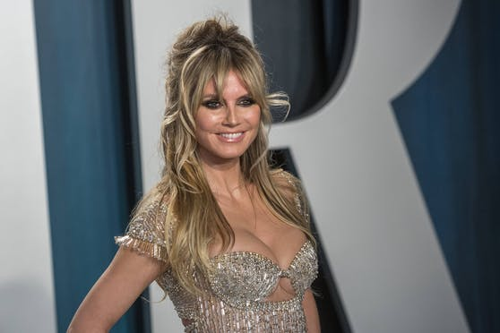 Heidi Klum ist auch mit 47 Jahren in Topform.