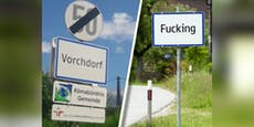 Ortstaferl-Diebe stehlen sogar Vorchdorf