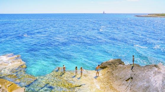 Das Kap Kamenjak an der Südspitze Istriens lockt jedes Jahr zahlreiche Besucher