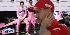 Vettel vor Unterschrift, Perez schon auf Teamsuche
