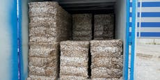 Zoll beschlagnahmte 27 Millionen Stück Zigaretten