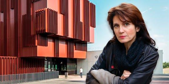 Star-Anwältin Astrid Wagner besuchte ihren Klienten bereits in der Justizanstalt Eisenstadt.