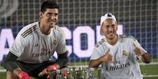 Titel macht Hazard zum teuersten Real-Transfer