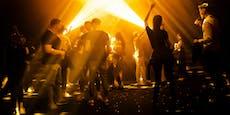 419 Partygästen droht nach Clubbesuch Quarantäne