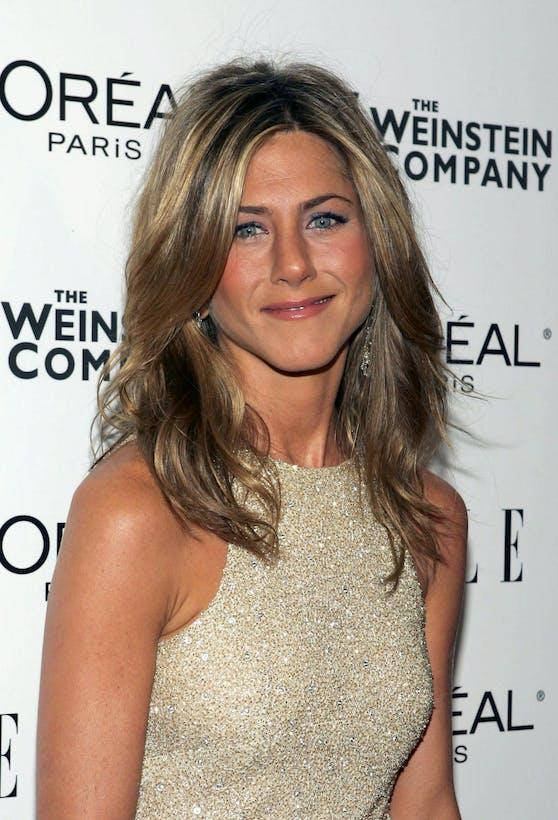 Jennifer Aniston hält sich mit einem strengen Programm fit.