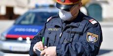 Polizei fandpräparierten Mantel bei Ladendiebin