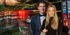 Werbe-Beauty Chiara Pisati: Romantik-Dinner mit Thiem
