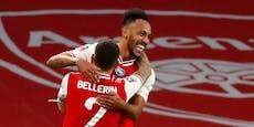 2:0 über City! Arsenal zieht ins FA-Cup-Finale ein