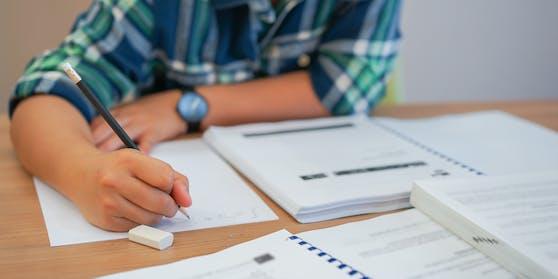 Der Schüler litt unter Prüfungsangst (Symbolbild).