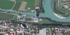 Männliche Leiche bei Tiroler Kraftwerk gefunden