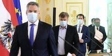 So kehrt Österreich heute zur Maskenpflicht zurück