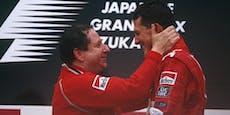 Jean Todt macht den Schumacher-Fans Hoffnung