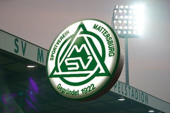 Schwere Zeiten beim SV Mattersburg