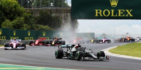 Lewis Hamilton deklassiert den Rest der Welt.