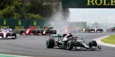 Sieg! Hamilton knackt in Budapest Schumacher-Rekord