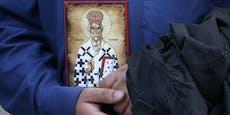 Zu viele Infektionen: Serbische Kirche in Wien schließt