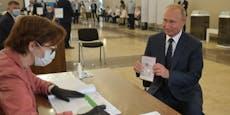 Putin könnte nun bis 2036 an der Macht bleiben