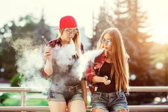 """Eine positive Entwicklung: Zigaretten haben ihren """"Coolness""""-Faktor bei Jugendlichen verloren."""