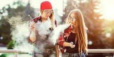 Immer weniger junge Menschen rauchen