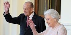 Prinz Philip (99) ist tot – die Queen trauert um ihren Mann