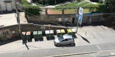 Mazda-Lenker parkte stundenlang am Gehsteig in Wien