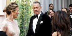 """Wutrede: Maskengegner für Tom Hanks """"Idioten"""""""