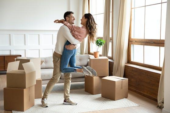 Die gemeiname Wohnung - ein großer Schritt in Beziehungen