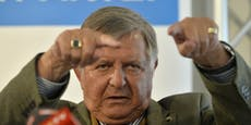 FPÖ-Berater liefert sich betrunken Rennen mit Polizei