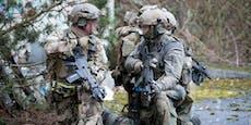Deutscher Armee fehlen 48.000 Schuss Munition