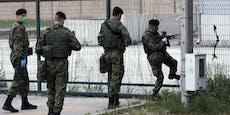 Flüchtling auf dem Weg nach Kroatien erschossen