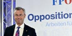 """FPÖ-Chef Hofer sagt im """"Ibiza-U-Ausschuss"""" aus"""