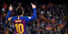 Trotz Wechsel-Theater: Messi casht Loyalitäts-Bonus