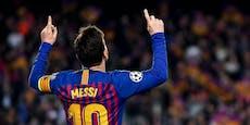 Ein Fall für zwei! Topklub steigt aus Messi-Poker aus