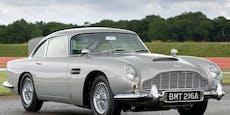 Aston Martin mit James Bond-Features wird neu gebaut