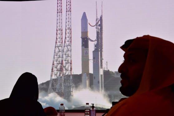 Die erste Mars-Mission der Emirate ist erfolgreich gestartet.