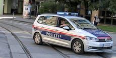 Duo bespuckt Polizeiauto und streckt Beamten nieder