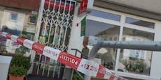 Einbrecher in Floridsdorf kassieren Corona-Strafe