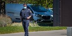Verschärfte Grenzkontrollen in NÖ mit Fiebermessungen