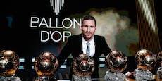 Kein Weltfußballer 2020! Ballon d'Or gestrichen
