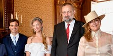 Kaiserurenkelin Eleonore Habsburg heiratet Rennfahrer