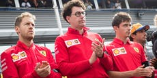 Ferrari überrundet! Jetzt rollen bald die Köpfe