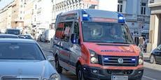 91-jährige Wienerin von Bim erfasst und schwer verletzt