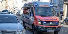 Fußgänger kämpfte nach Crash am Gürtel um sein Leben