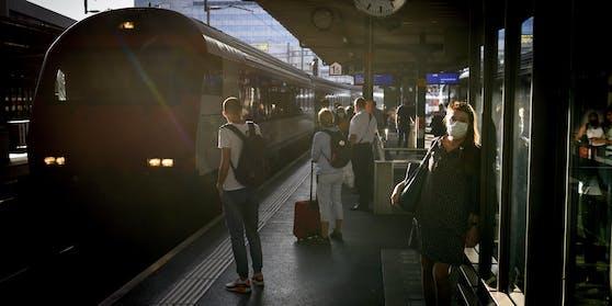 Der Vorfall passierte in einem Regionalzug in Vorarlberg.