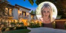 Villa zu verkaufen! So lebte Britney Spears in L.A.