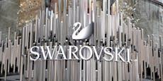 Swarovski-Mitarbeiter wurden per Mail gekündigt