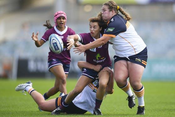 Transgender-Diskussion im Frauen-Rugby